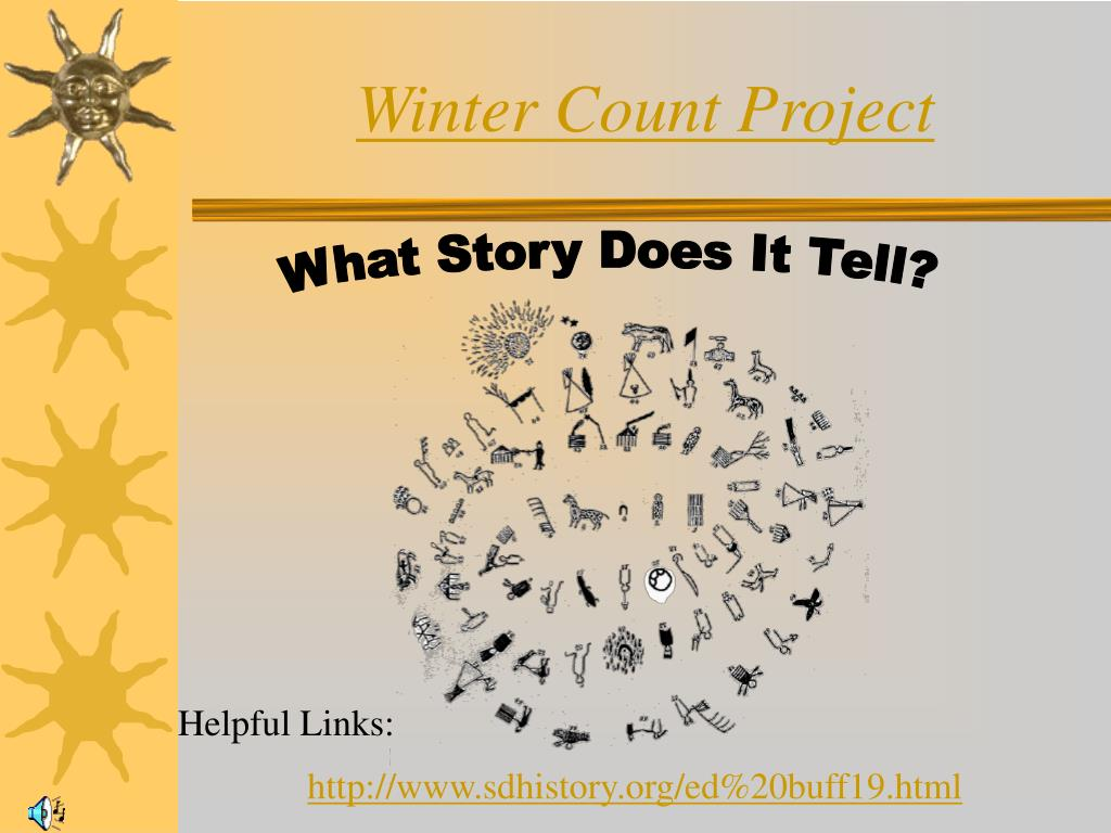 Winter Count Project
