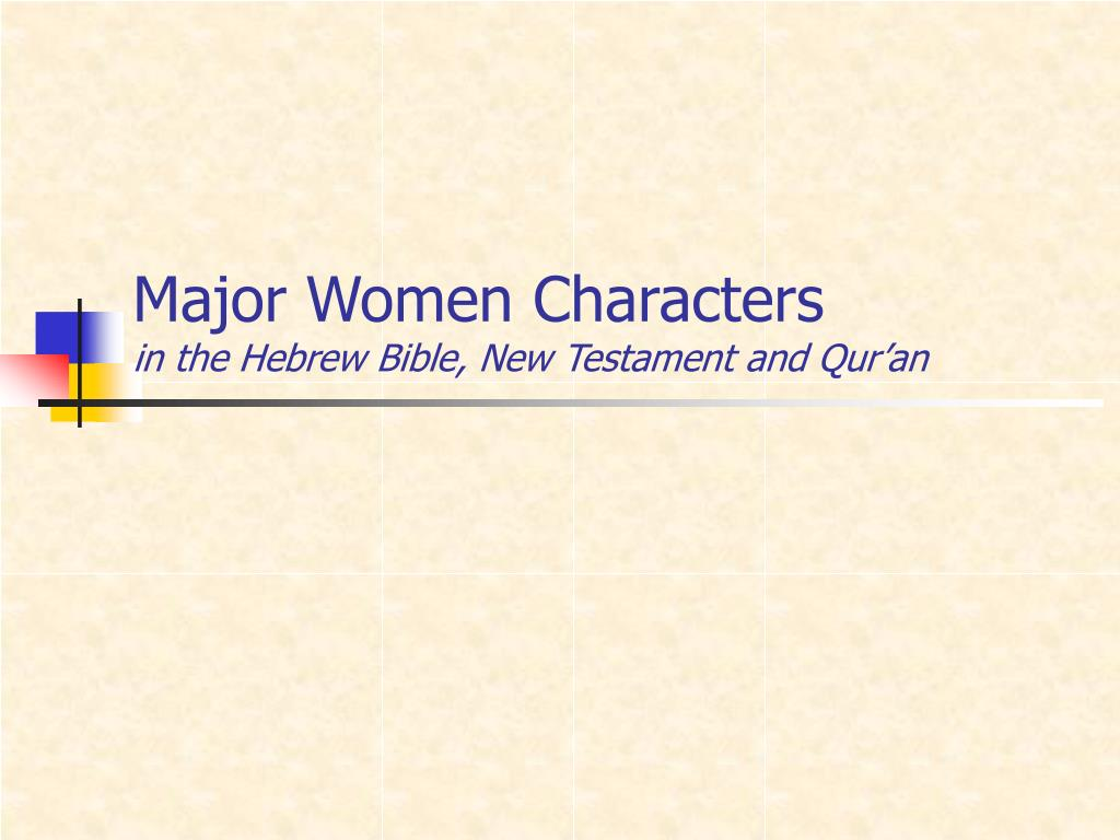 treatment of women in hebrew bible According to the new testament women cannot be leaders in the church, but they can help their husbands lead women should concentrate their efforts in the sphere of the home, and they should concentrate in the areas of ministry and service to others.