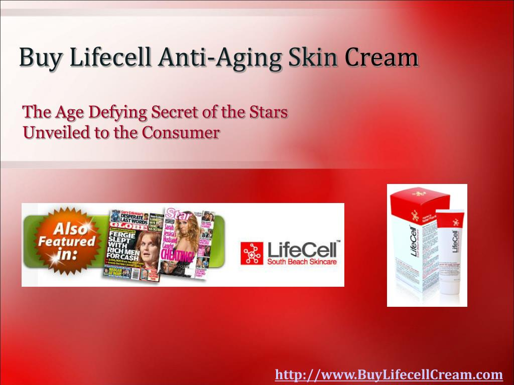 Buy Lifecell Anti-Aging Skin
