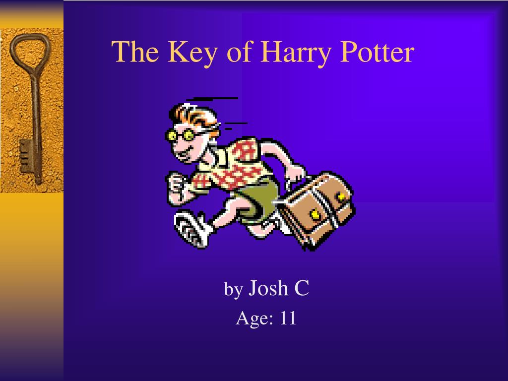 The Key of Harry Potter