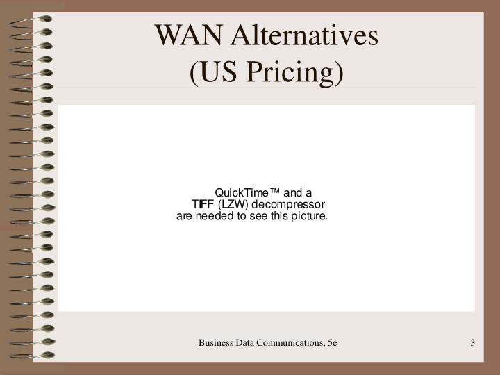 Wan alternatives us pricing