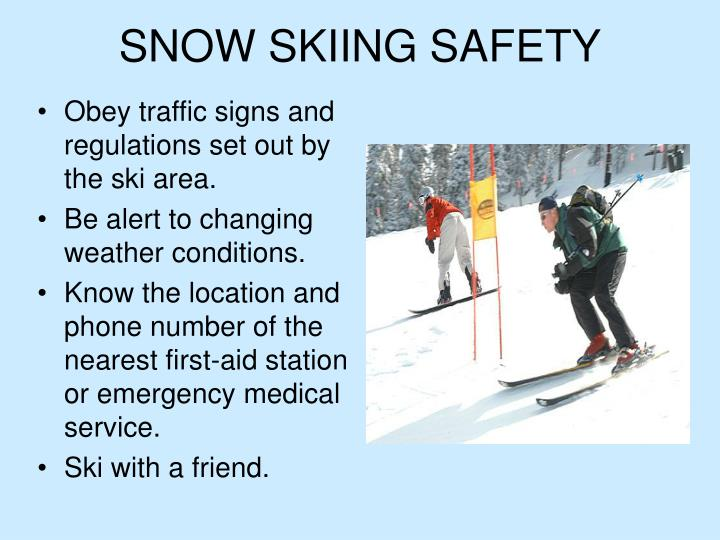 Snow skiing safety2