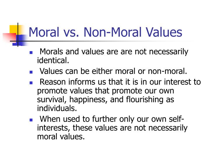 moral values in life ppt You and your values for grades 5-9 this material is from the teaching guide for the video you and your values what did you do with your life.