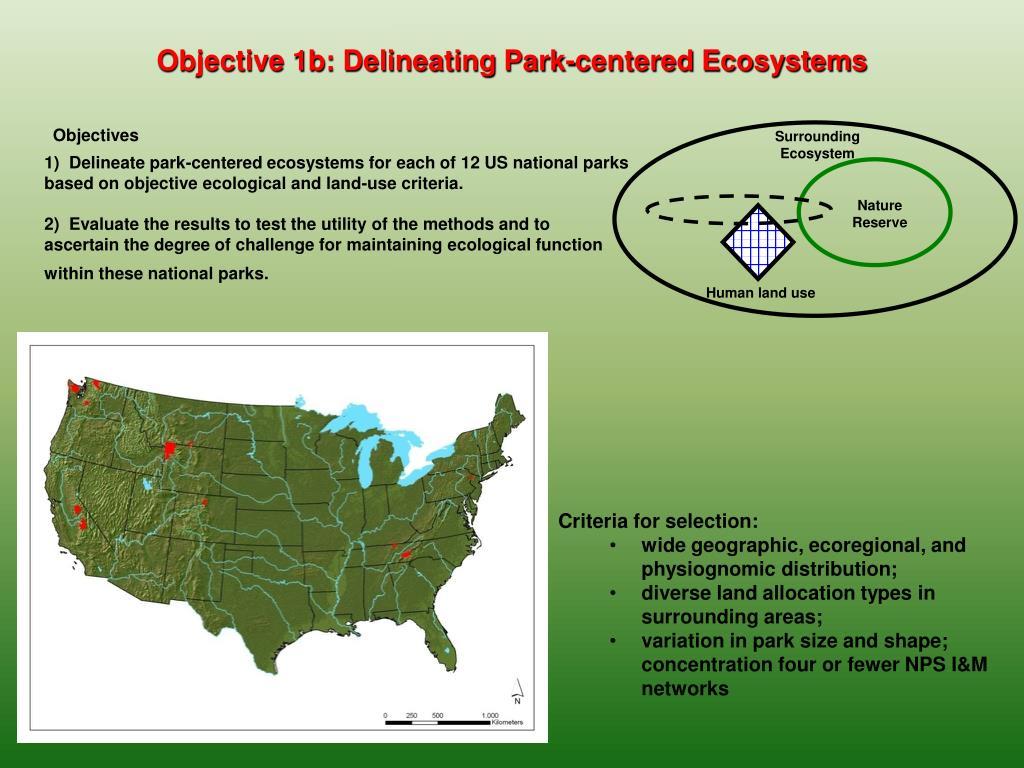 Surrounding Ecosystem