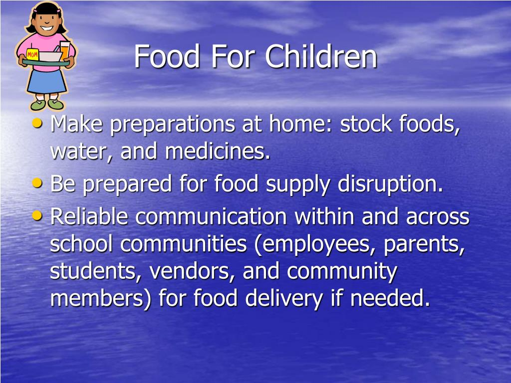 Food For Children