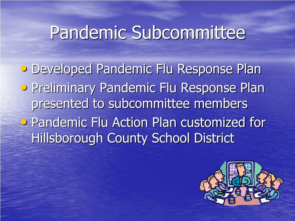Pandemic Subcommittee