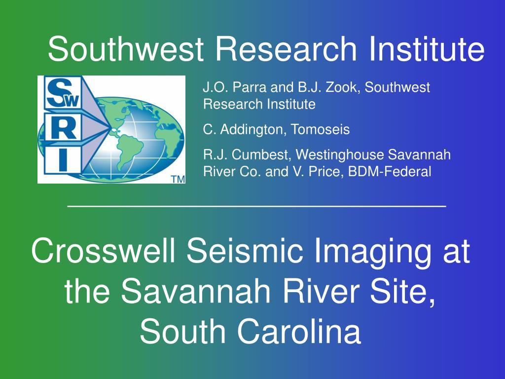 Southwest Research Institute