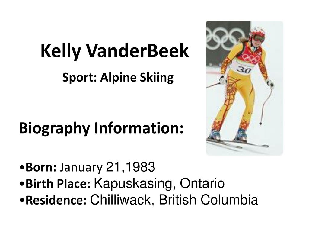 Kelly VanderBeek