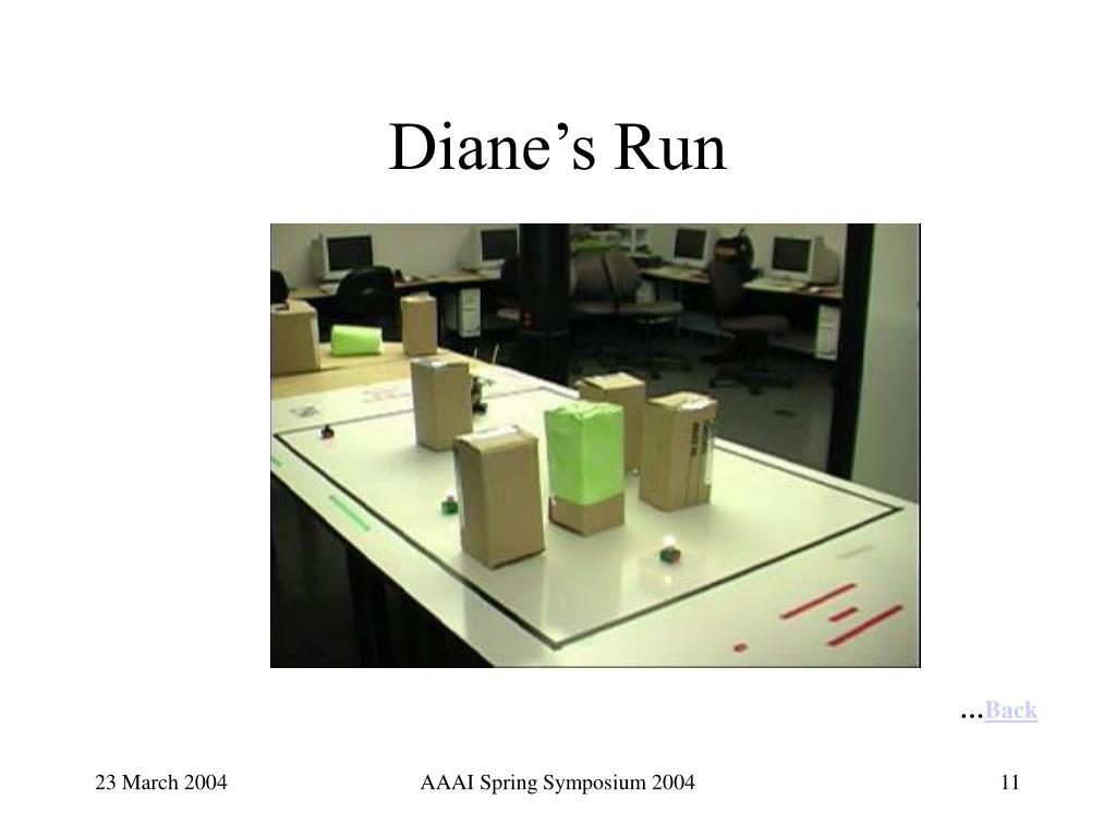 Diane's Run