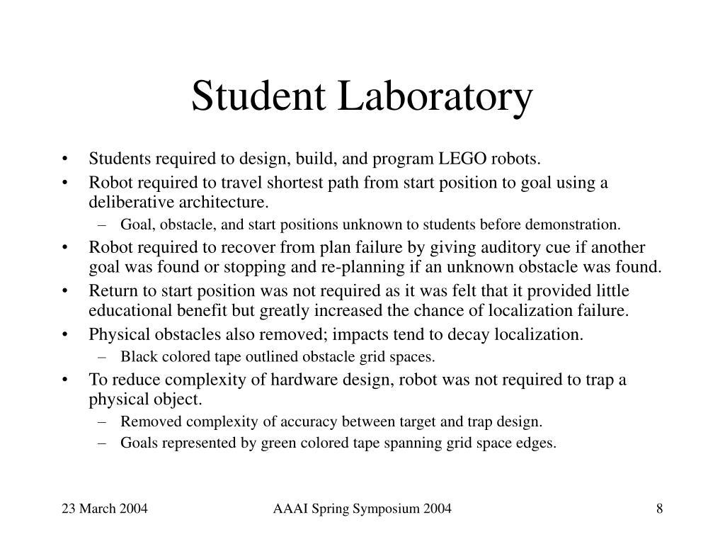 Student Laboratory