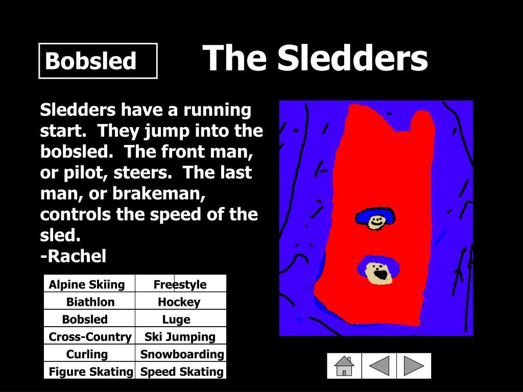 The Sledders