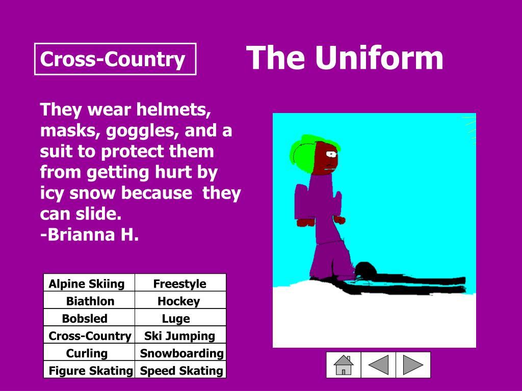 The Uniform