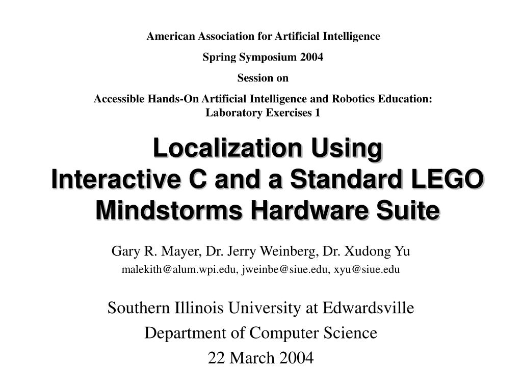 American Association for Artificial Intelligence