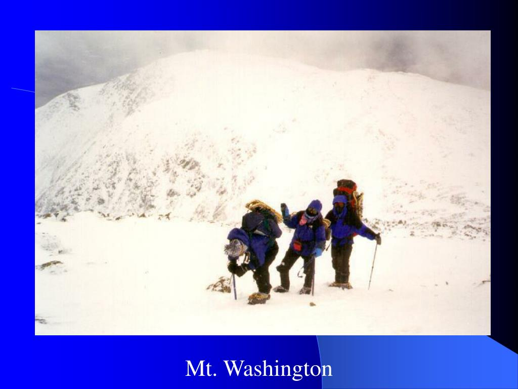 Mt. Washington
