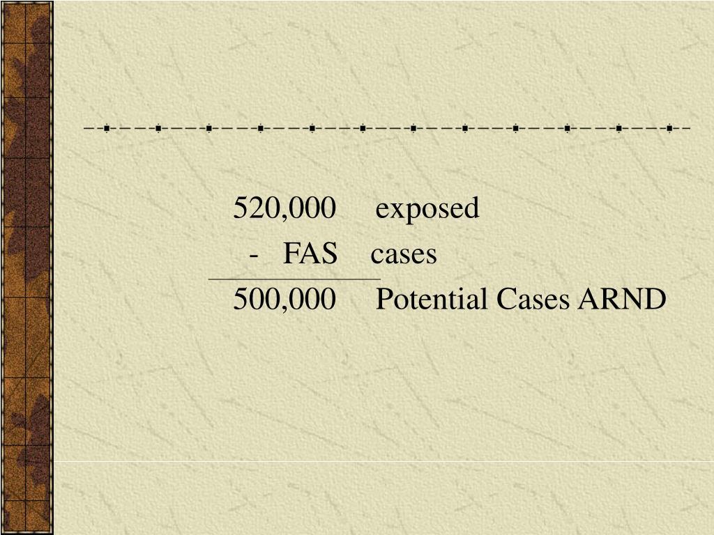520,000     exposed