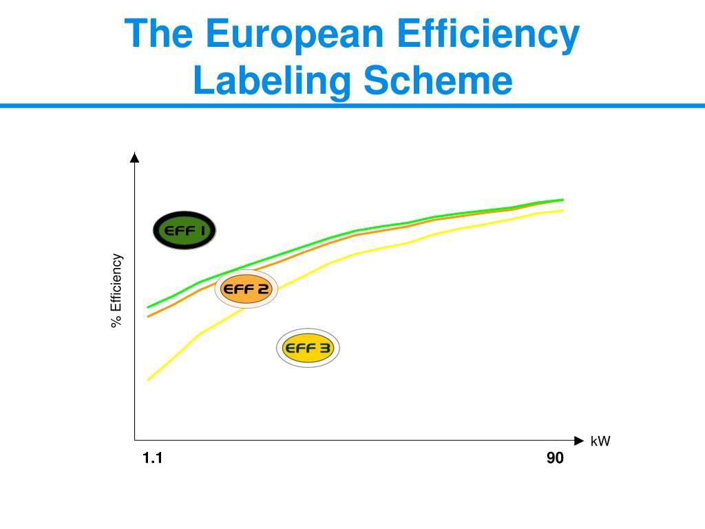 The European Efficiency