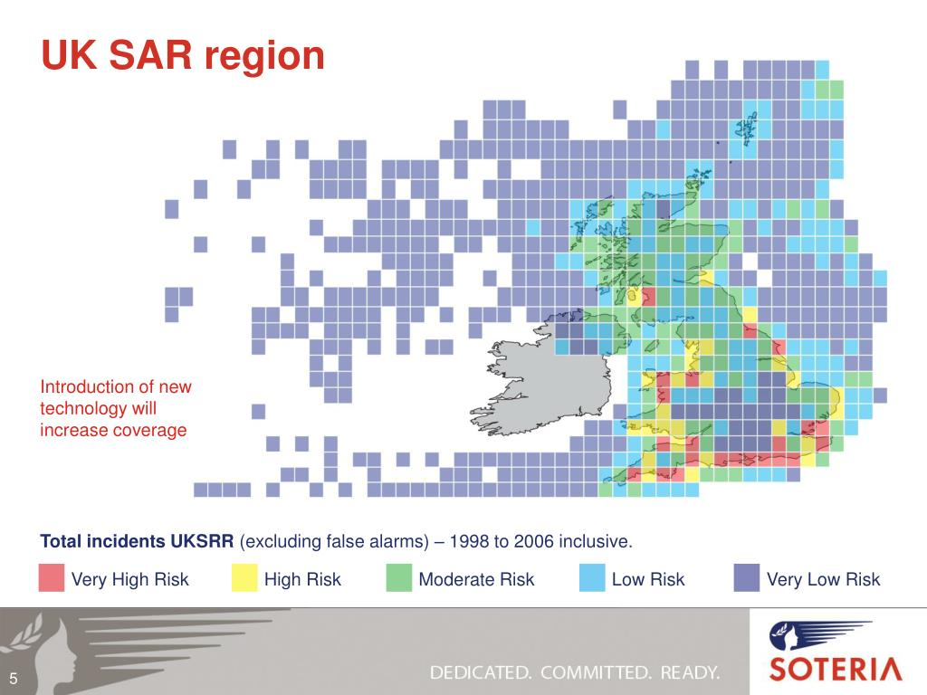 UK SAR region