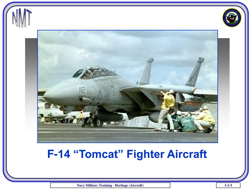 "F-14 ""Tomcat"" Fighter Aircraft"