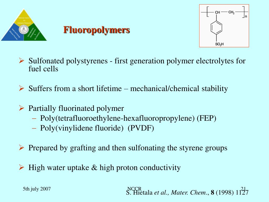 Fluoropolymers