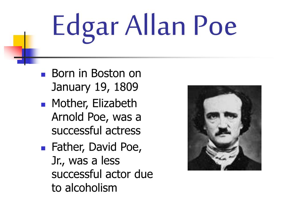 edgar allan poe s works mirror his Free edgar allan poe themes in the writing of edgar allan poe that mirror his personal life - this essay could i reproduce the great edgar's works.