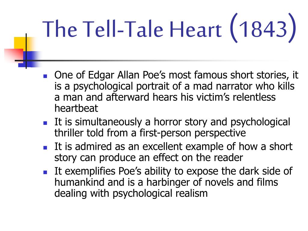 the psychological perspective of edgar allan poe David r saliba, the psychology of fear: the nightmare formula of edgar allan poe (new york: mcgraw-hill, 1971) kenneth silverman, ed, new essays on poe's major tales (new york: cambridge university press, 1993).