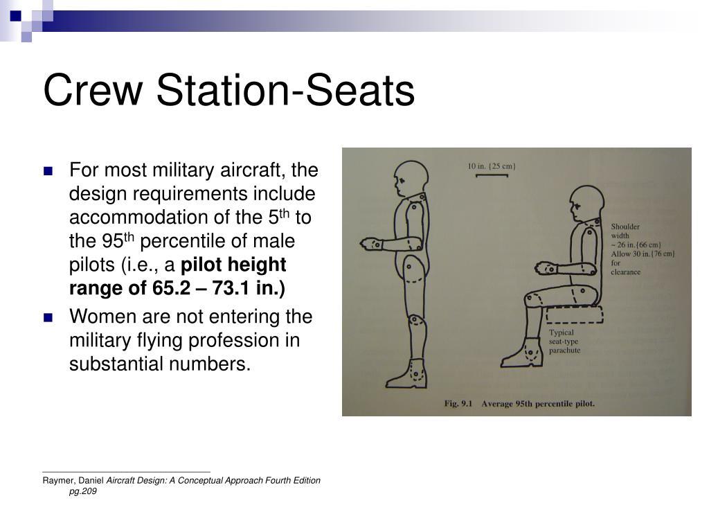 Crew Station-Seats