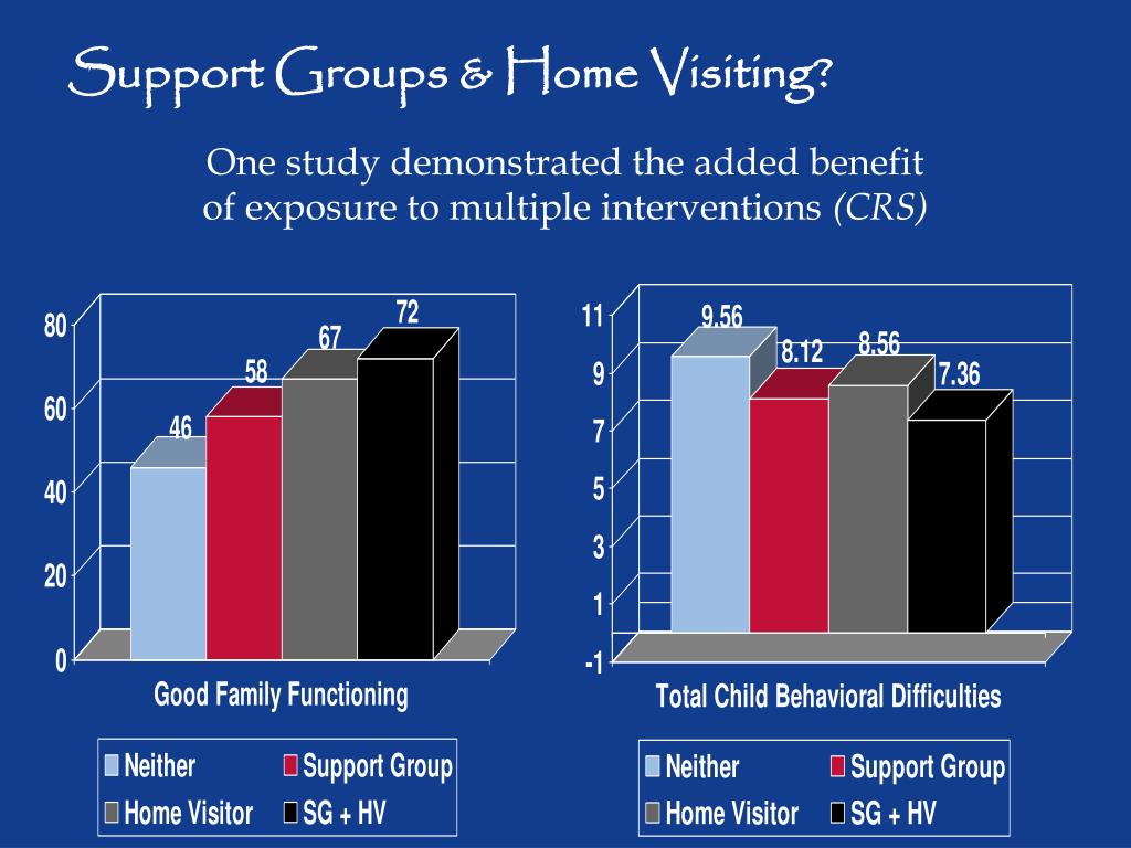 Support Groups & Home Visiting?