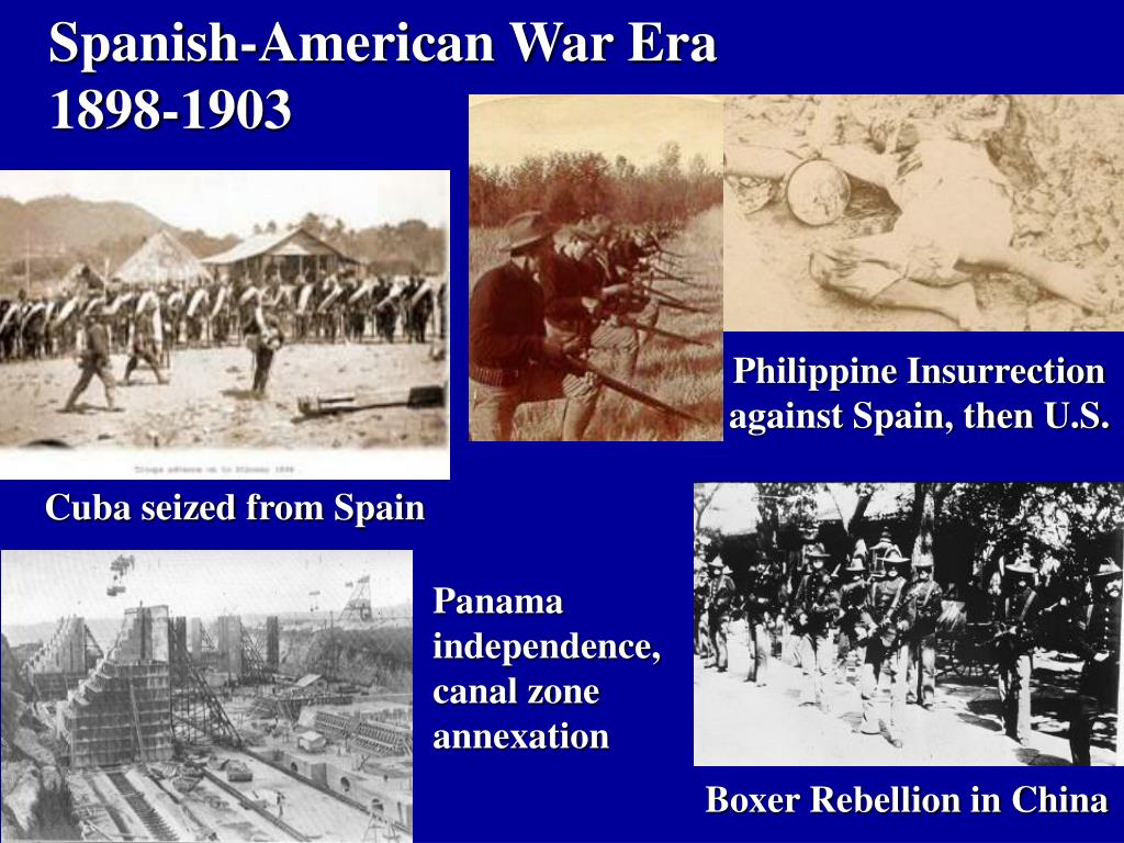 Spanish-American War Era