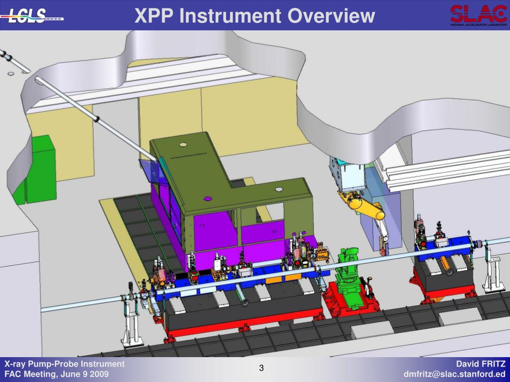 XPP Instrument Overview