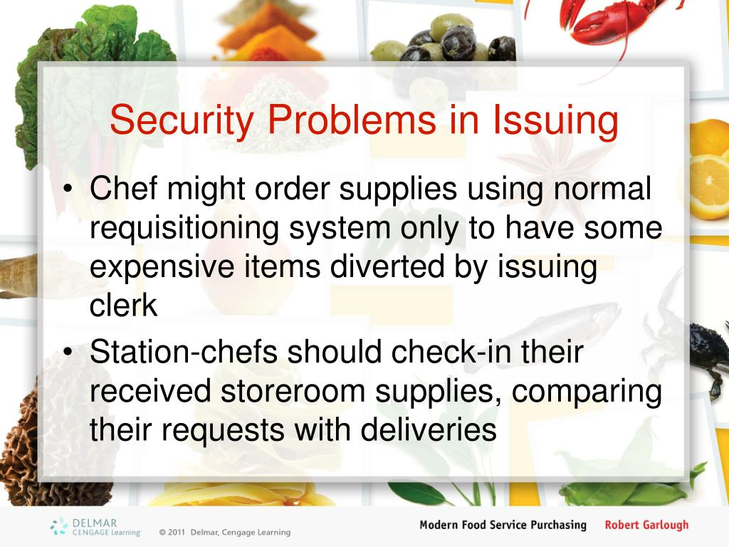 Security Problems in Issuing