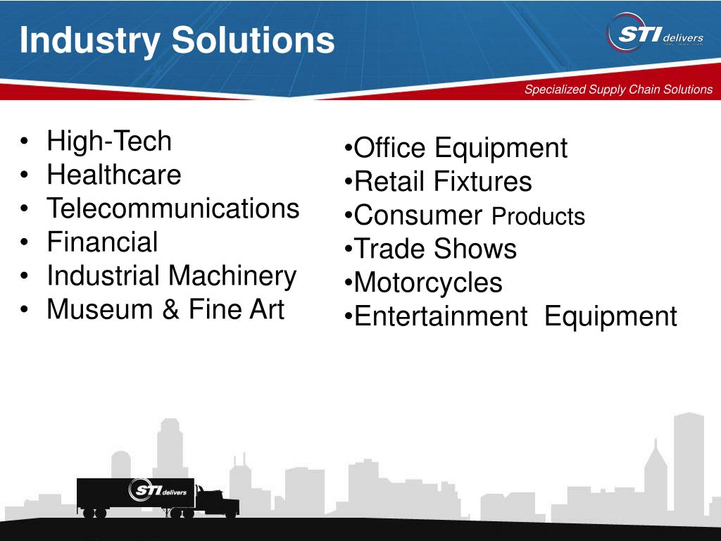 Industry Solutions
