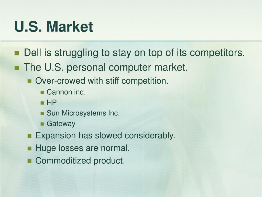 U.S. Market