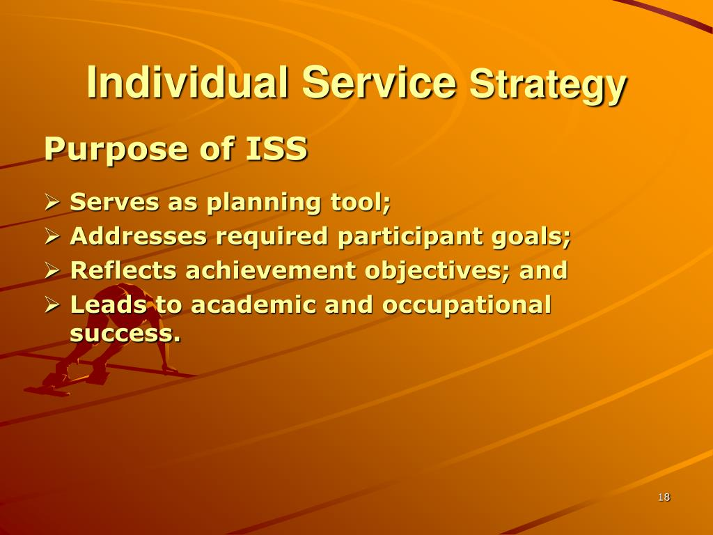 Individual Service