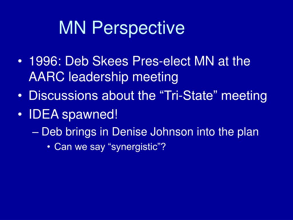 MN Perspective