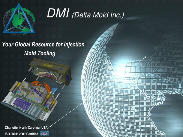 Your global resource for injection mold tooling
