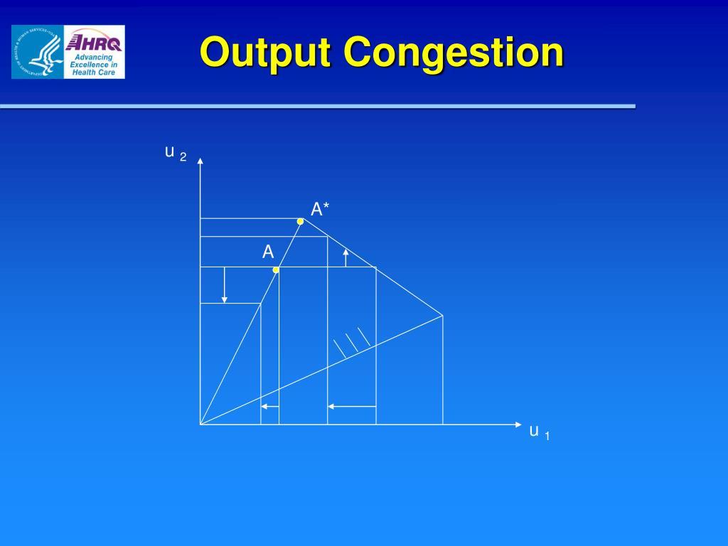 Output Congestion