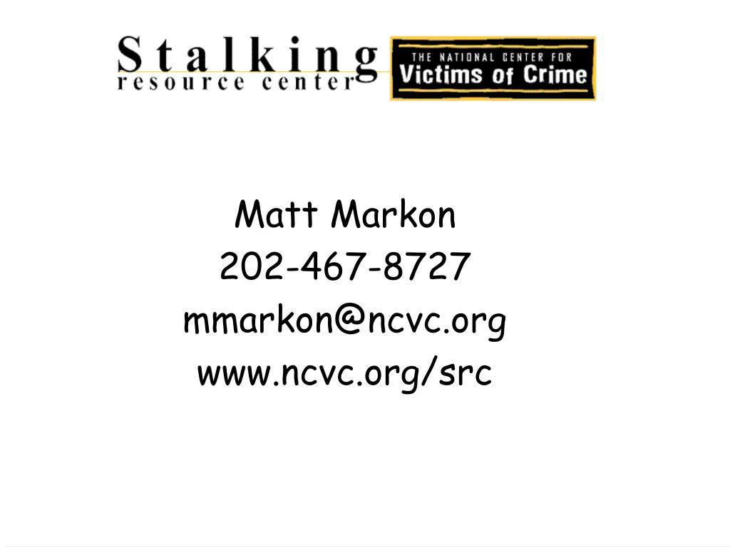 Matt Markon