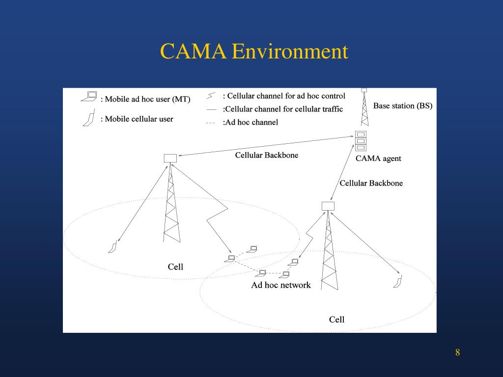 CAMA Environment