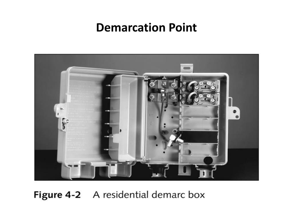 Demarcation Point