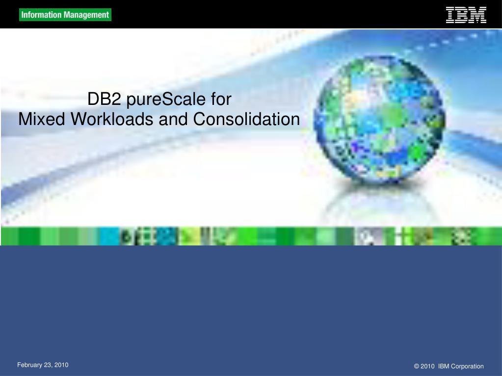 DB2 pureScale for