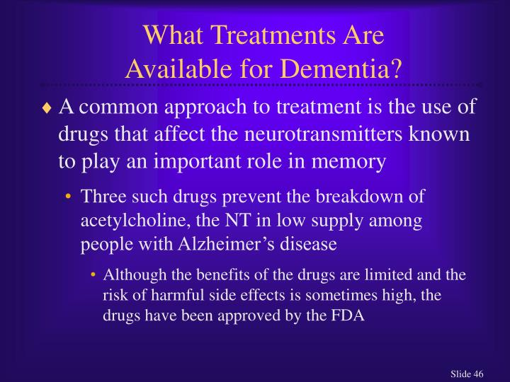 What Treatments Are