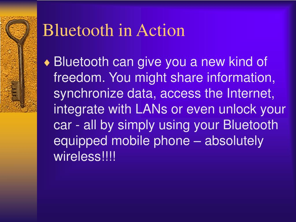 Bluetooth in Action