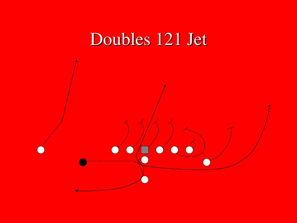 Doubles 121 Jet