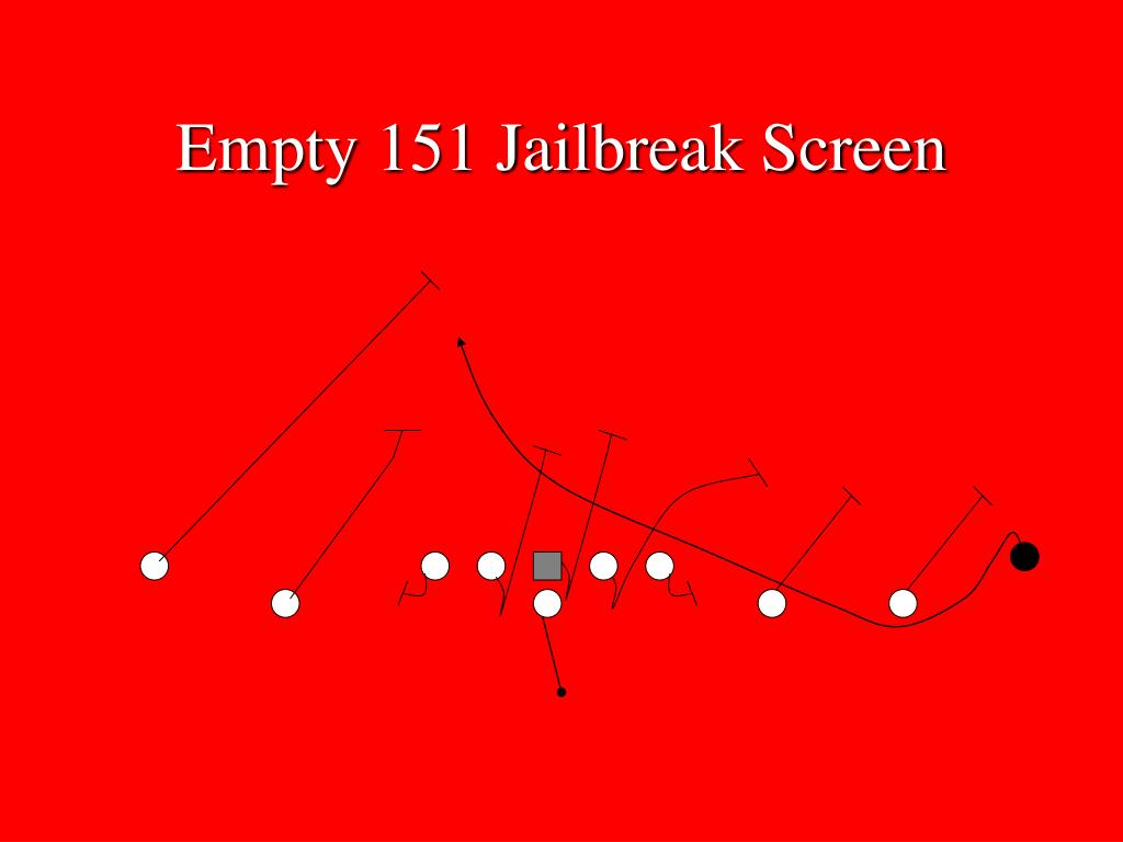Empty 151 Jailbreak Screen