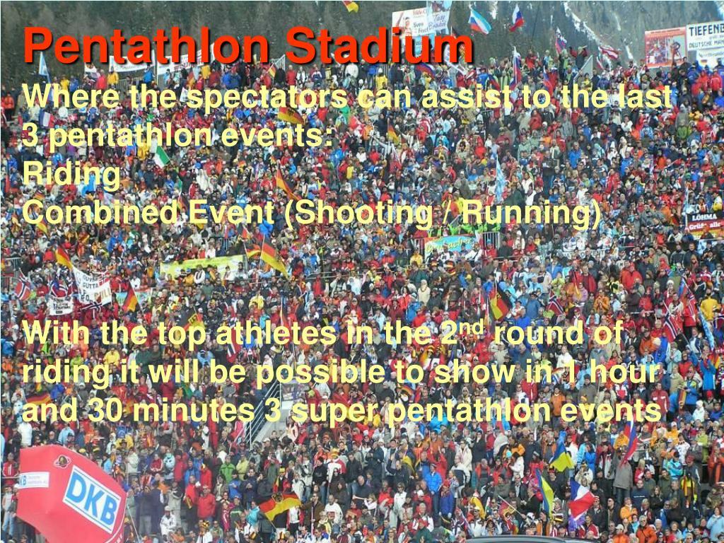 Pentathlon Stadium