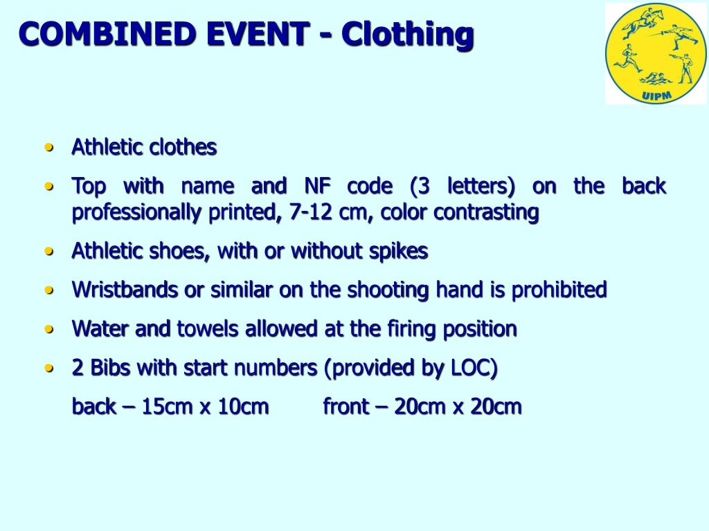 COMBINED EVENT -