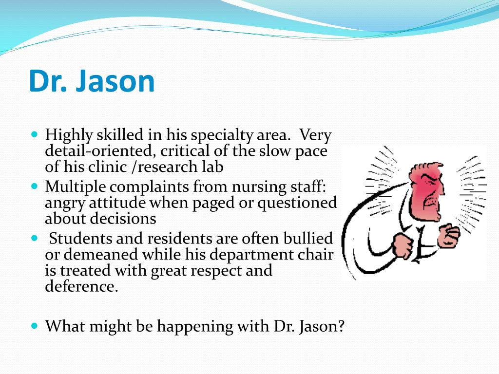 Dr. Jason