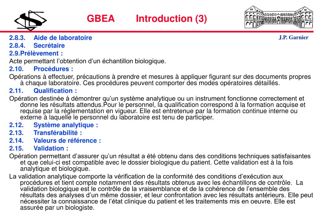 GBEA        Introduction (3)
