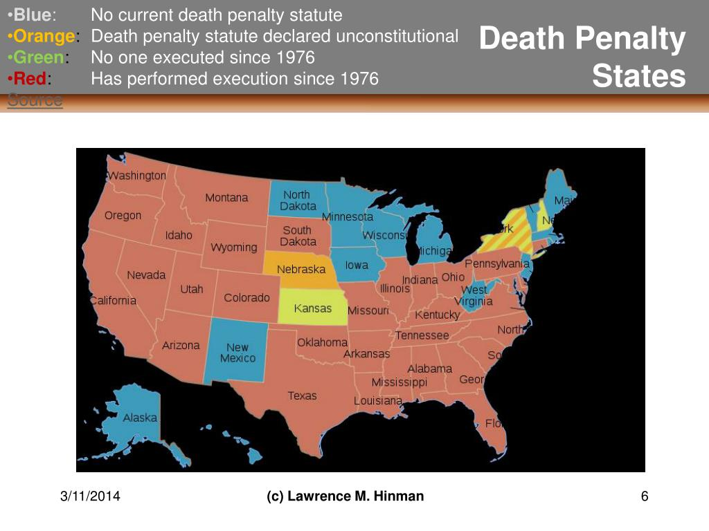 an overview of the death penalty in the united states The death penalty in the united states remains a contentious issue which is hotly debated in retentionist countries, the debate is sometimes revived when a miscarriage of justice has occurred though this tends to cause legislative efforts to improve the judicial process rather than to abolish the death penalty.