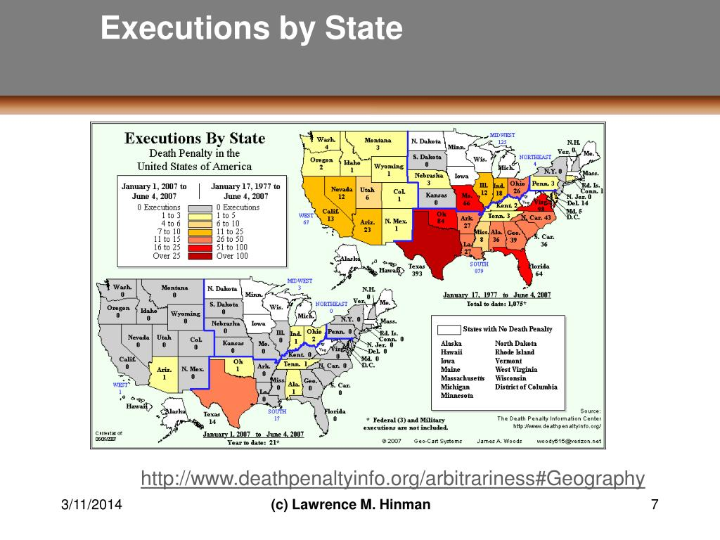 an overview of the issue of death penalty in the united states law system Executive summary highlights how the united states' use of the death penalty fails to meet an significant number of international obligations, and conflicts with the general trend towards abolition both internationally, 3 and within the us 4.